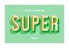 I am a hell of SUPER hero