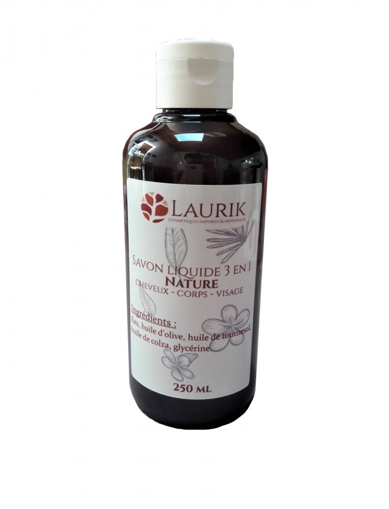 Savon liquide nature