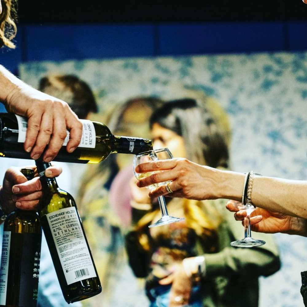Spanish Wine & Glass Clinic with Station to Station Wine