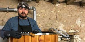 Portrait de Brasseur - Brasserie Braslou