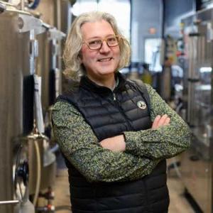 Portrait de Brasseur - Brasserie Big Bang Beers