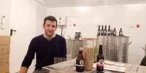 Portrait de Brasseur - Brasserie Bacho Brewery