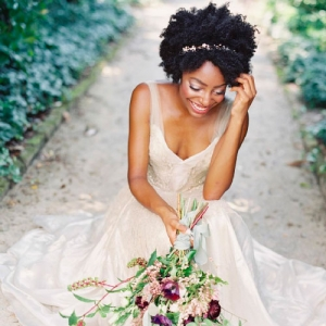 Saison des mariages: 10 Wedding hairstyle canon