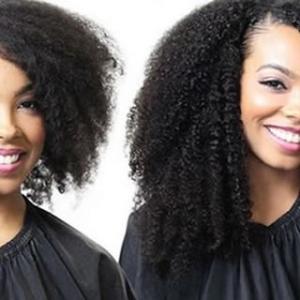 Comment créer ses propres extensions à clip pour cheveux afros