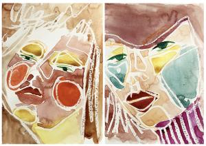 Sur les pas de l'illustratrice Justine Chanal