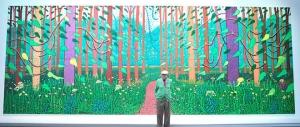 David Hockney | Lettre ouverte d'un amoureux du dessin