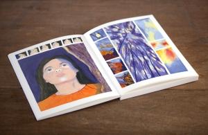 Rencontre avec Clara Debray, dessinatrice et auteure du livre illustré Refuge