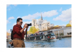 Mon Paris Photo Experience...