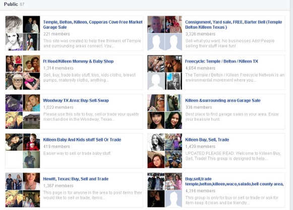 facebook groups marketplace