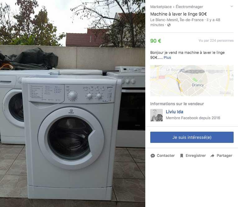Vendre Sur Marketplace De Facebook Vs Vendre Sur Leboncoin