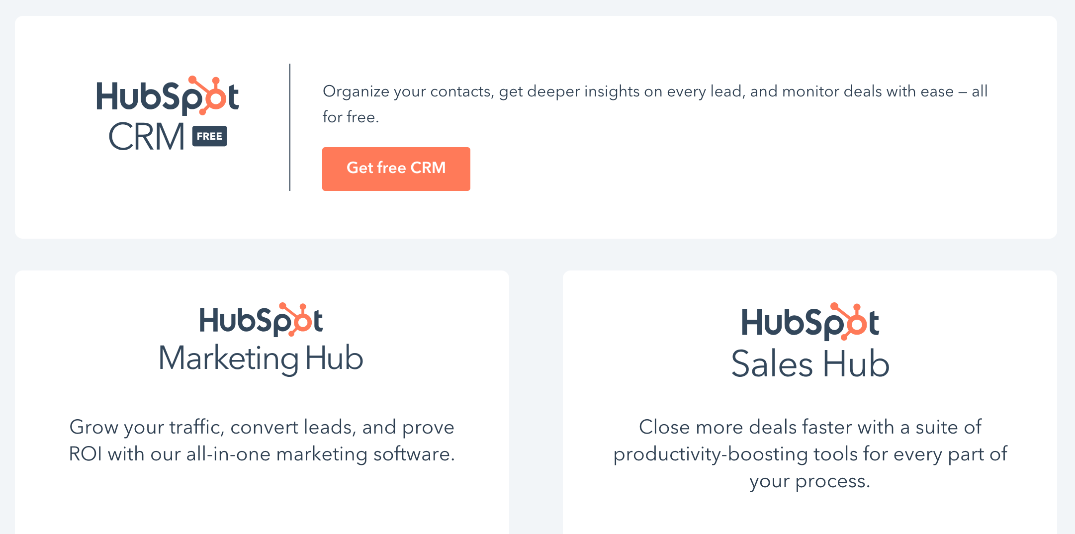Hubspot tracking code app marketplace