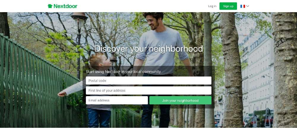 Nextdoor marketplace covid 19