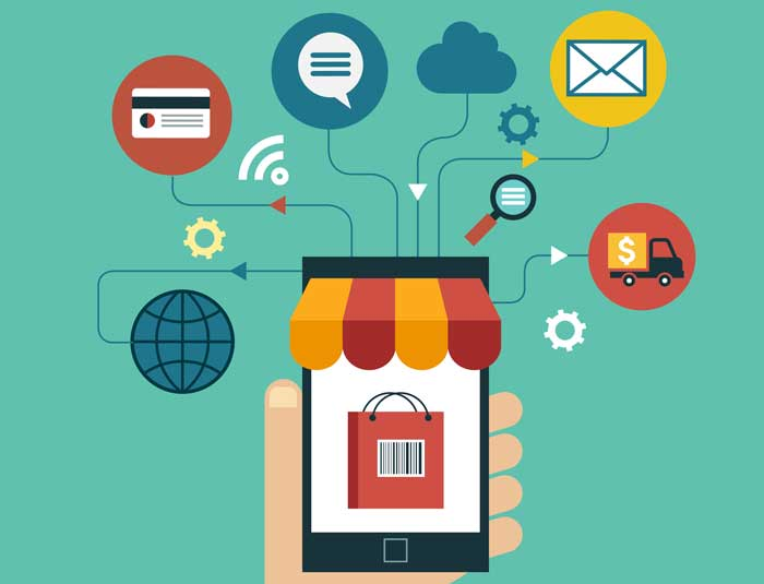 marketplace, mobile, e-commerce, consommateurs