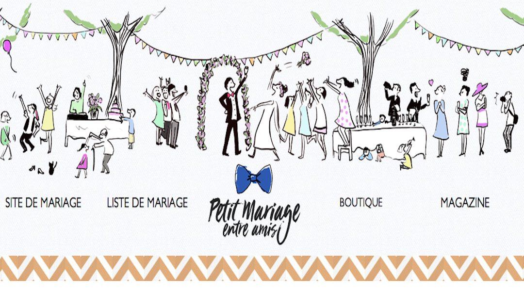 petit mariage entre amis, marketplace mariage, créer une cagnotte en ligne, financer son mariage, boutique