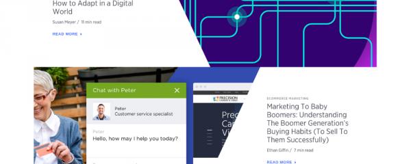 Blog customer research