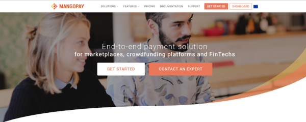 Mangopay payment solution