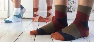 Découvrez Bonpied, la marque de chaussettes bienveillantes