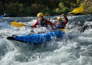 Canoeing Cetina: Cetina River Canoeing Tour from Split